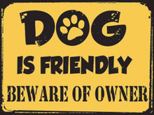 "THIS HEAVY METAL ENAMEL SIGN MEASURES 12"" W X 16"" H & HAS HOLES IN EACH CORNER FOR EASY MOUNTING."