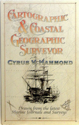 Photo of CARTOGRAPHIC & COASTAL GEOGRAPHIC SURVEYOR SIGN, TURN OF THE CENTURY COLORS AND DETAILS ARE EXCEPTIONAL