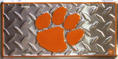 Photo of CLEMSON TIGERS COLLEGE LICENSE PLATE