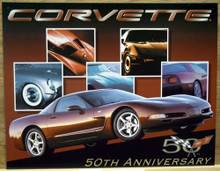 Photo of CORVETTE 50TH ANIVERSARY