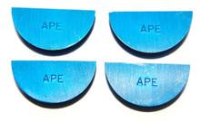 KZ 900-1000 APE Alloy Cam Cover Plug (thru 1980)