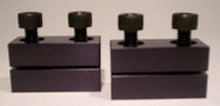 Billet Aluminum Spacer Blocks for Top Idler Assembly for Kawasaki 900/1000