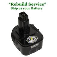 DW9072 REBUILD Service