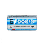 Tenergy 1.2V 3800mAh Ni-MH Sub C Rechargeable Flat Top Battery | Item # 10518