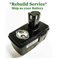 981886-001 REBUILD Service