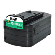 UPGRADED 4.0Ah Lithium-ion Replacement Battery for Festool 14.4V Model Li 498340