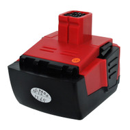 Replacement 4.0Ah Lithium-ion Battery for Hilti 14.4V Model B144