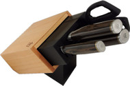 Premier 5 Piece Knife Block Set