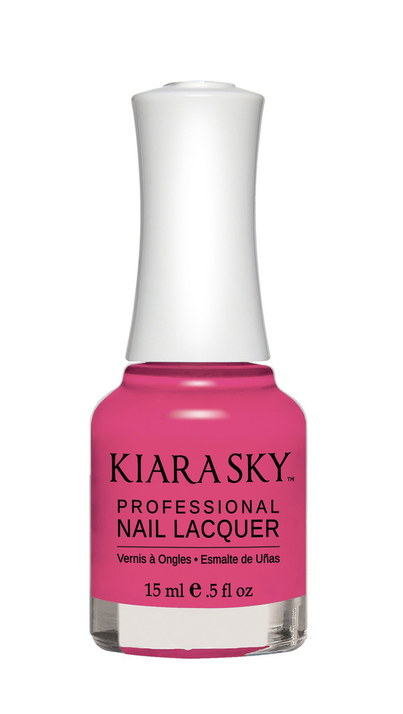 NAIL LACQUER - N453 BACK TO THE FUCHSIA