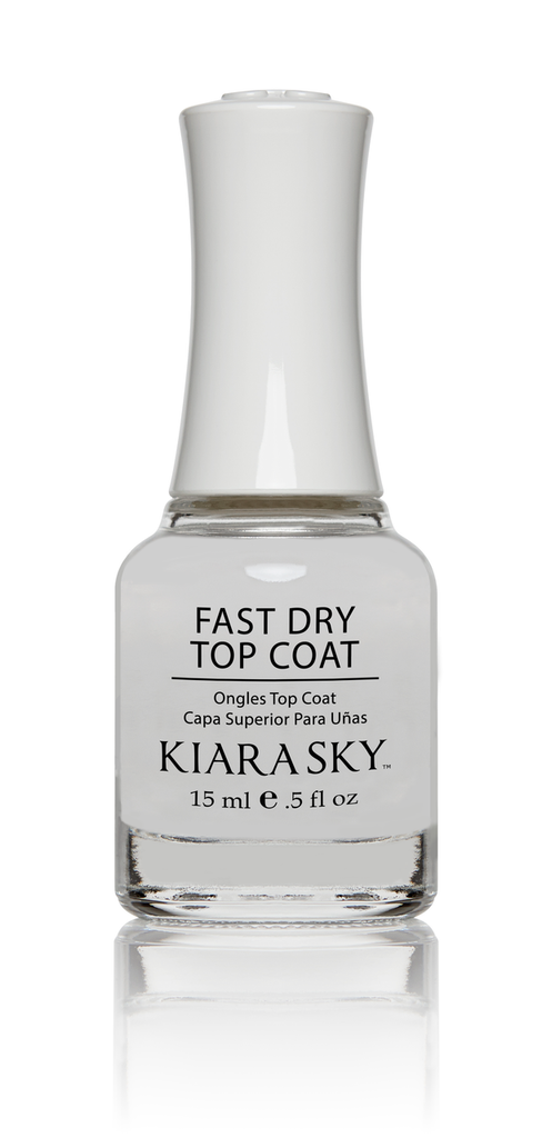 NAIL LACQUER TOP COAT - FAST DRY