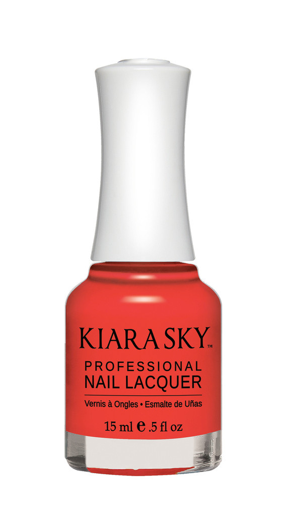 NAIL LACQUER - N526 IRREDPLACABLE