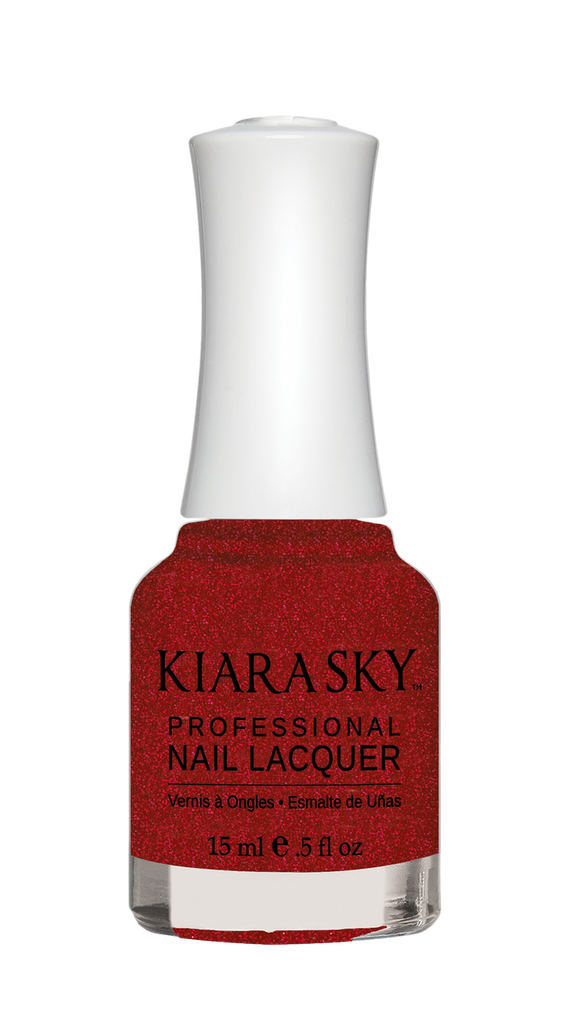 NAIL LACQUER - N547 SULTRY DESIRE