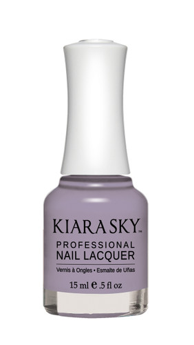 NAIL LACQUER - N529 IRIS AND SHINE