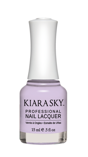 NAIL LACQUER - N539 LILAC LOLLIE