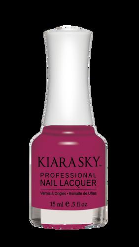 NAIL LACQUER - N575 BLOW A KISS