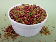 Holiday Salad Mix Certified Organic Non-GMO Adzuki, Mung, Alfalfa, Radish and clover Organic Sprouting Seeds