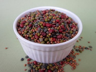Sol's Bean Certified Organic Non-GMO Sprouting Seed Mix Certified Organic Adzuki, Lentil, Mung and Radish
