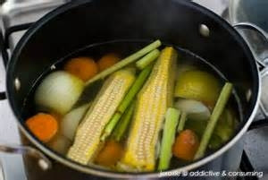 Basic Vegetable Soup Stock