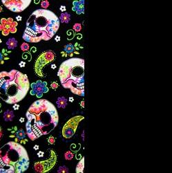 Skull & Black
