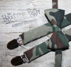 Camouflage suspenders