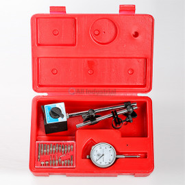 All Industrial 51907   Dial Indicator, Triton Magnetic Base & Point Set