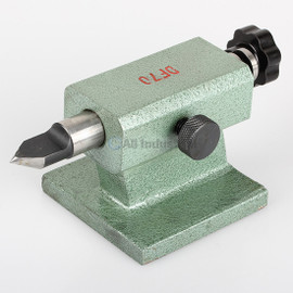 All Industrial 41240 | Tailstock for Import 5C Horizontal/Vertical Indexing Fixture