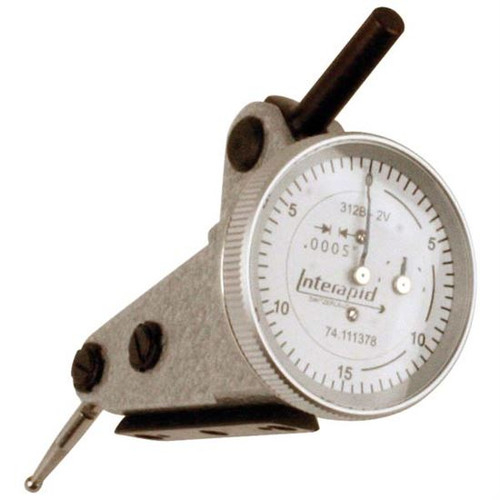 Interapid 312B-2V | 0-15-0 Vertical Type Dial Test Indicator