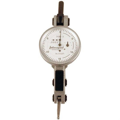 Interapid 312B-2 | 0-15-0 Horizontal Type Dial Test Indicator
