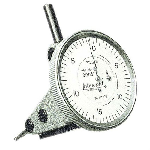 Interapid 312B-20V | 0-15-0 Vertical Type Dial Test Indicator