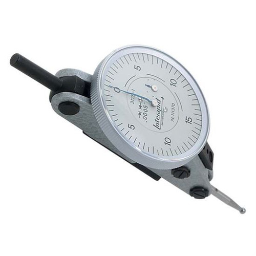 Interapid 312B-15 | 0-15-0 Horizontal Type Dial Test Indicator