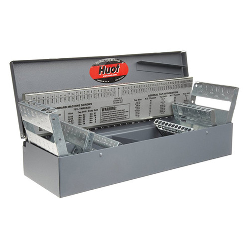 Huot 11700 | Combination Fractional, Wire Gauge & Letter Drill Dispenser