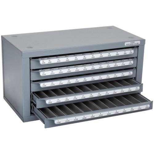 Huot 13075 | Metric Sizes 1mm-13mm X .5mm Drill Dispenser ...