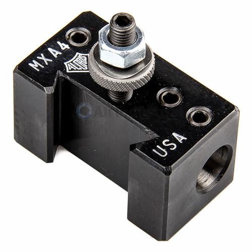 "Aloris MXA-4   Miniature Ultra-Precision MXA #4 Boring Bar Holder 1/2"" Diameter Quick Change"