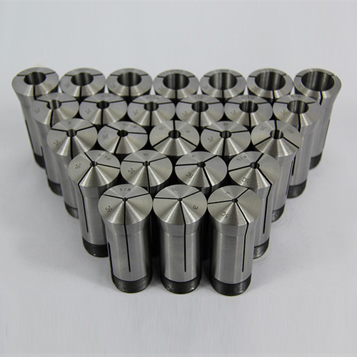 All Industrial 41287 | 23pc 5C Collet Set Metric 3mm to 25mm High Precision Lathe