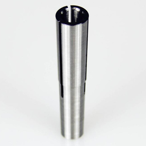"All Industrial 41344 | 1/4"" #1 Morse Taper Collet High Precision 1MT MT1 Round Chuck Lathe"