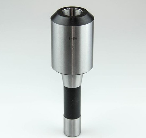 "All Industrial 44024 | 1-1/4"" R8 End Mill Holder Adapter for Bridgeport Milling Tool 1.25 Inch"