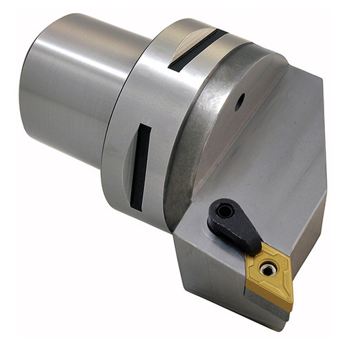 Techniks 143.476.15R.07 | Capto-Compatible MDJNR-EX15 C6 External Turning Toolholder