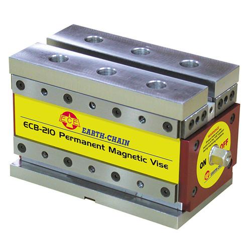Techniks ECB-210 | 4,620 Lbs. ECB Magnetic Vise