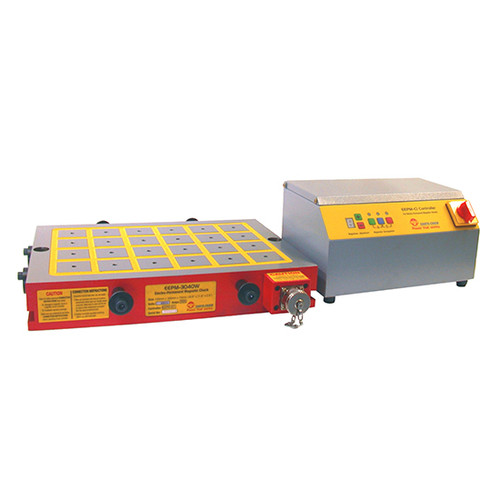Techniks EEPM-2540W-480 | 18-Pole 12,375 lbs. EEPM MagVISE