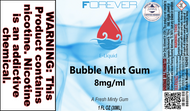 Forever Bubble Mint Gum 30ml