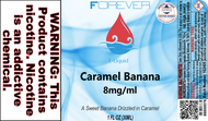 Forever Caramel Banana 30ml