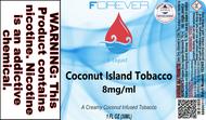 Forever Coconut Island Tobacco 30ml