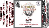 Forbidden Revolution Rebel 30ml