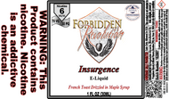 Forbidden Revolution Insurgence 30ml