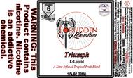 Forbidden Liberation Triumph 30ml