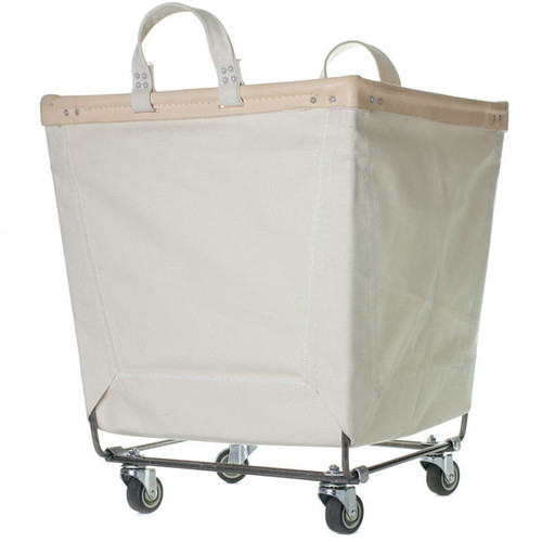 Canvas Laundry Cart