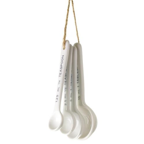Ceramic Measuring Spoon Set