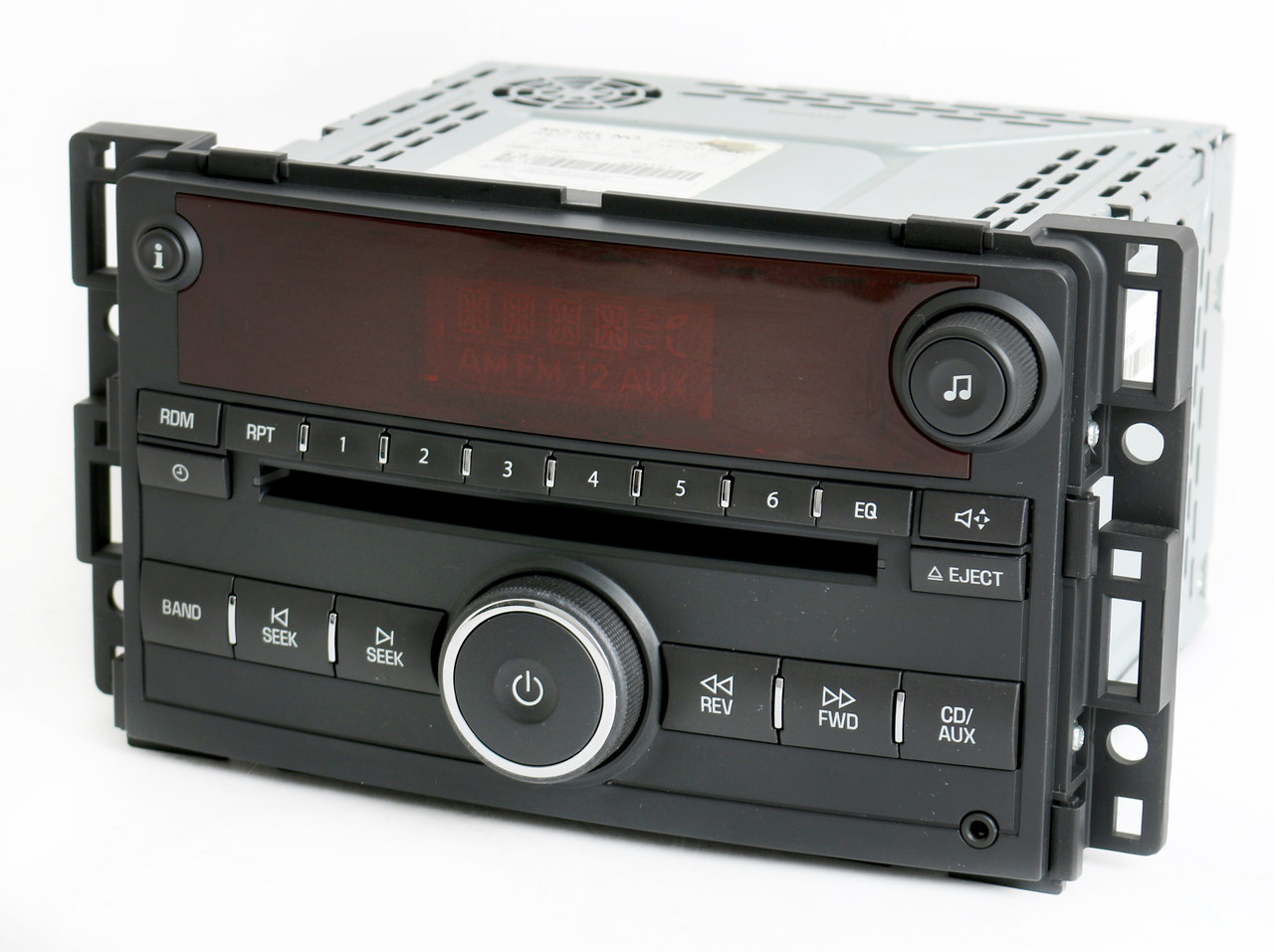 saturn ion vue 2006 2007 radio am fm cd player w auxiliary. Black Bedroom Furniture Sets. Home Design Ideas
