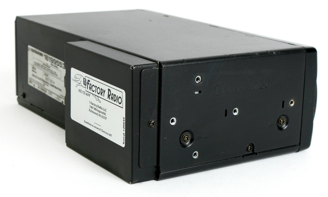 Gm Delco Car Truck 12 Disc Cd Changer 95 05 Chevy Gmc Oldsmobile