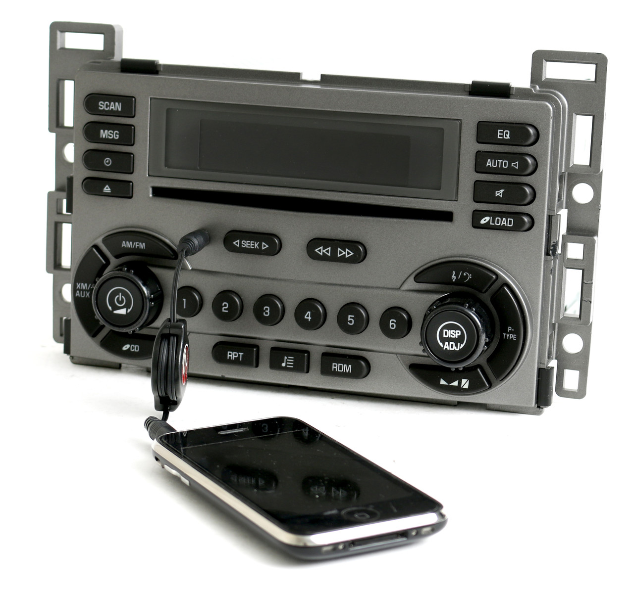 Does 6 disc cd changer stereo in 2005 Equinox   CarGurus